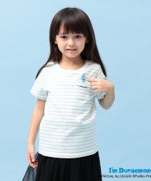 ROPE' PICNIC KIDS/【ROPE' PICNIC KIDS】【I'm Doraemon】ボーダーTシャツ/501146902