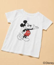 ROPE' PICNIC KIDS/【ROPE' PICNIC KIDS】【DISNEY(ディズニー)】MICKEY Tシャツ/501146904