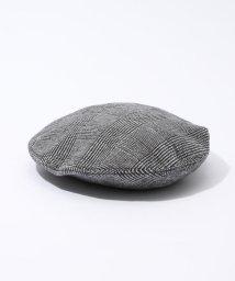 TOMORROWLAND GOODS/FERRUCCIO VECCHI チェックベレー帽/501149201