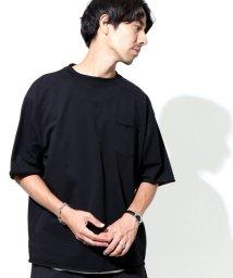 coen/【WEB限定】カットオフスリーブ ビッグシルエットTシャツ/501144554