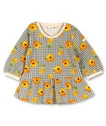 branshes/ワッフル7分袖Tシャツ/501151058