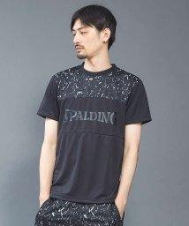 5351POURLESHOMMES/【SPALDING×5351】グラフィックデザインTシャツ/501157757
