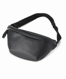 EDIFICE/At.COULEUR MANIERE F.Leather Waist Pouch/501157773