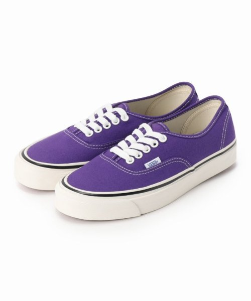 JOINT WORKS(ジョイントワークス)/VANS authentic 44dx/18093711780430