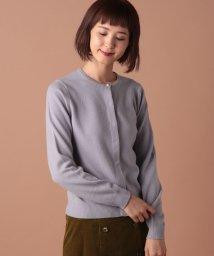 OLD ENGLAND/カシミヤカーディガン/500964466