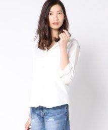 VICKY/ベーシックツイルシャツ/501126168