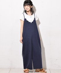 NICE CLAUP OUTLET/スカラップサロペット/501138672