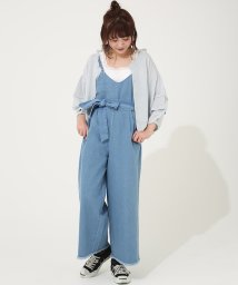 NICE CLAUP OUTLET/デニムテーパーOP/501138674