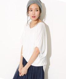 SocialGIRL/シンプルドルマンtシャツ/501158299
