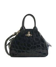 Vivienne Westwood/【Vivienne Westwood】45030001 YASMINE ハンドバッグ BLACK/501159070