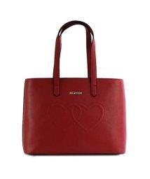 LOVE MOSCHINO/【LOVE MOSCHINO】JC4292 EMBOSSED HEART SH RED 500/501159126
