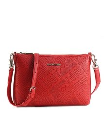 LOVE MOSCHINO/【LOVE MOSCHINO】JC4232 EMBOSSED LOGO ナナメ RED 500/501159144