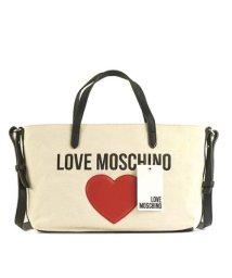 LOVE MOSCHINO/【LOVE MOSCHINO】JC4137MOSCHINO&HEARTトートWT10A/501159172