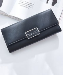 Amulet/6色シンプル長財布 レディース カラー6色 シンプル 使いやすい 長財布 三つ折り 【vl-5143】/501159631