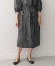 URBAN RESEARCH DOORS/mizuiro-ind×DOORS 別注 front tucked skirt/501160313