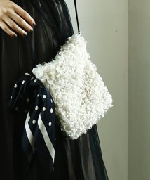 le.coeur blanc/ベーシックドットスカーフ/501013779