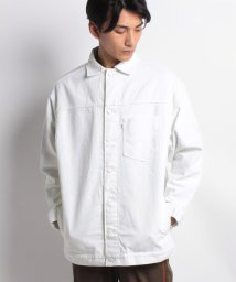 LEVI'S MEN/L8 UNISEX OVERSIZED TRKR L8 BRIGHT WHITE/501124829