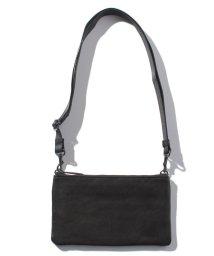 PATRICK STEPHAN/Leather minimini sacoche 'shine'/501134227