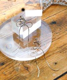 colleca la/ロングリボンのイヤリング/501159186