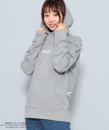 JUNRed/KANGOL別注スカルパーカー/501161755