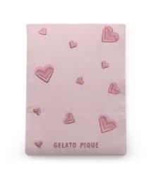 gelato pique/ハートサテン刺繍ミラー/501162165