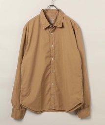SAVE KHAKI/SKU POPLIN EASY SHIRT / ポプリンイージーシャツ/501162403