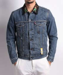 LEVI'S MEN/THE TRUCKER JACKET HULA COLLAR TRUCKER/501124853
