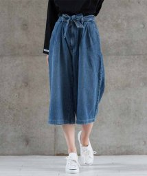 LEVI'S LADY/PLEATED BELTED CROP NO WORRIES/501124945