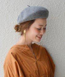 SHIPS WOMEN/ウールベレー帽◇/501162506
