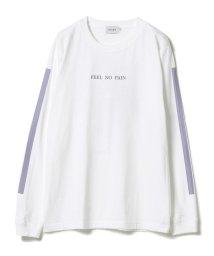 BEAMS MEN/BEAMS / MAAT ロングスリーブTシャツ/501121480