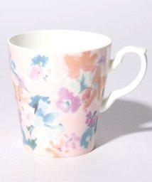 Afternoon Tea LIVING/水彩フラワー柄マグカップ/501137516