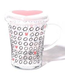 Afternoon Tea LIVING/フィルター付き耐熱ガラスマグカップ/501137518