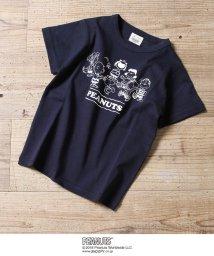 coen/【coen キッズ / ジュニア】クリニクラウン SNOOPY (スヌーピー) TEE (Tシャツ)/501146976