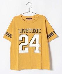 Lovetoxic/ナンバリングロゴTシャツ/501147048