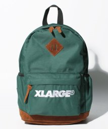 XLARGE KIDS/スエード調パーツつきロゴリュック/501147059