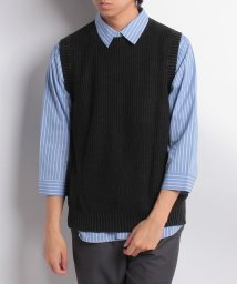 URBAN RESEARCH/【WAREHOUSE】GarmentDyedKnitVest/501158445