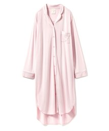 gelato pique/モダールパイピングシャツドレス/501164894
