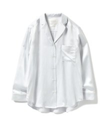 gelato pique/シルクシャツ/501164936