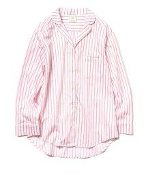 gelato pique/ストライプシャツ/501164937