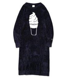 gelato pique/'スムーズィー'ジャガードドレス/501164938