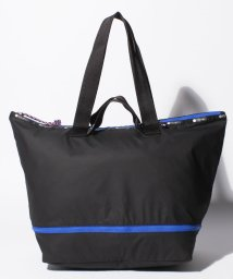 LeSportsac/EXPANDABLE TOTE ブラックバンジー/LS0020583