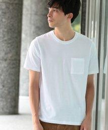 JUNRed/CoolクルーネックTシャツ/501146854