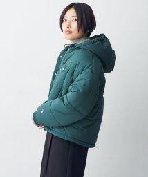 nano・universe/【GINZAweb MORE 11月号掲載】【MIHO NOJIRI × nano・universe】Champion/別注サーモライトボリュームショートコート/501164962