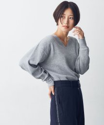 nano・universe/GINZA(web)・mina 10月号掲載【MIHO NOJIRI × nano・universe】Champion/別注サーマルロングスリーブプルオーバー/501164965