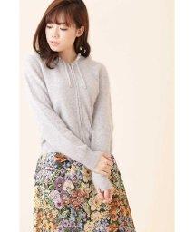PROPORTION BODY DRESSING/【CanCam 11月号掲載】フォックスパール付パーカー/501121205