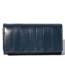 PATRICK STEPHAN/Leather key case 'stripe' 3/501125931