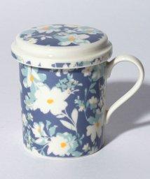 Afternoon Tea LIVING/フラワー柄フィルター付きマグカップ/501143201