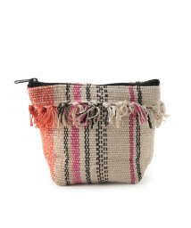 Adam et Rope Le Magasin/【Lilas Campbell】LP stripe fringe CVS porch el sol/501146877