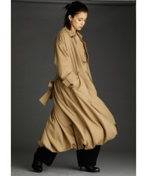 styling//Balloon trench coat/501159392