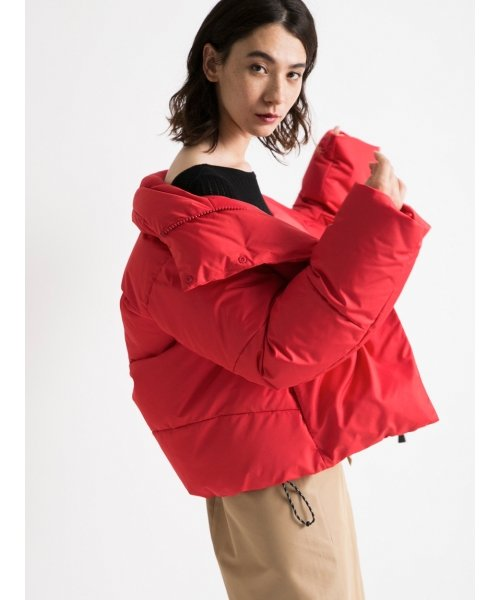 スタイリングDown jacketレディースREDF【styling/】